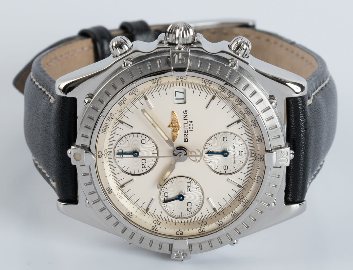 Front View of Chronomat 10th Anniversary Special Edition