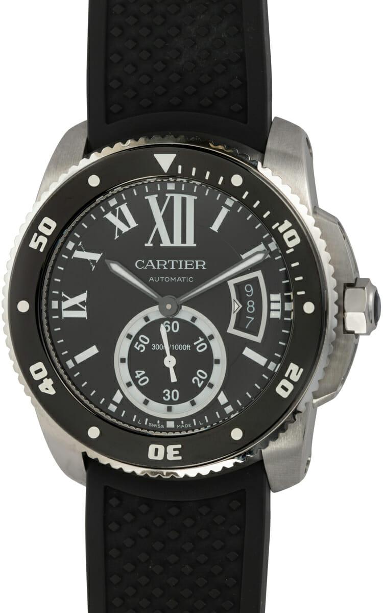 Cartier - Calibre de Cartier Diver