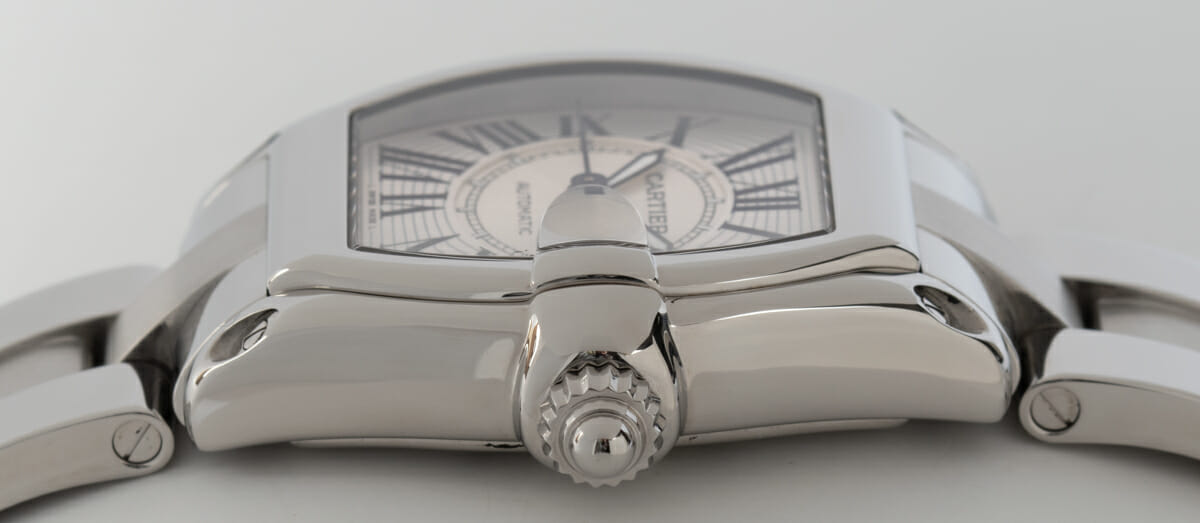 Crown Side Shot of Roadster