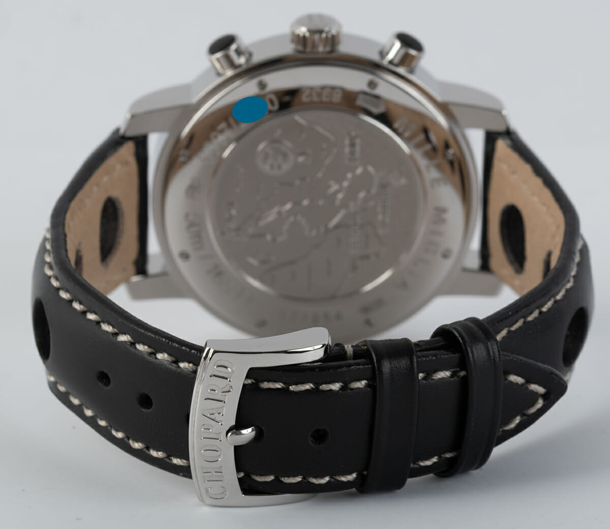 Rear / Band View of Mille Miglia Chronograph