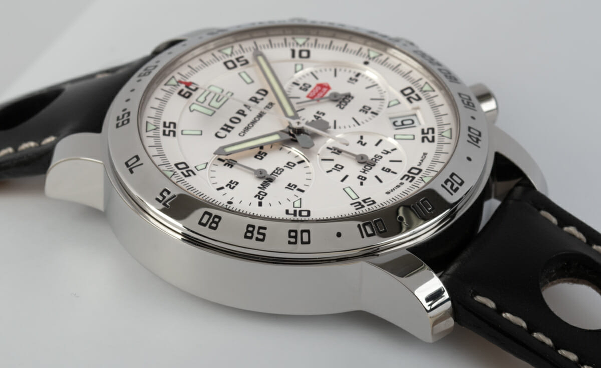 9' Side Shot of Mille Miglia Chronograph