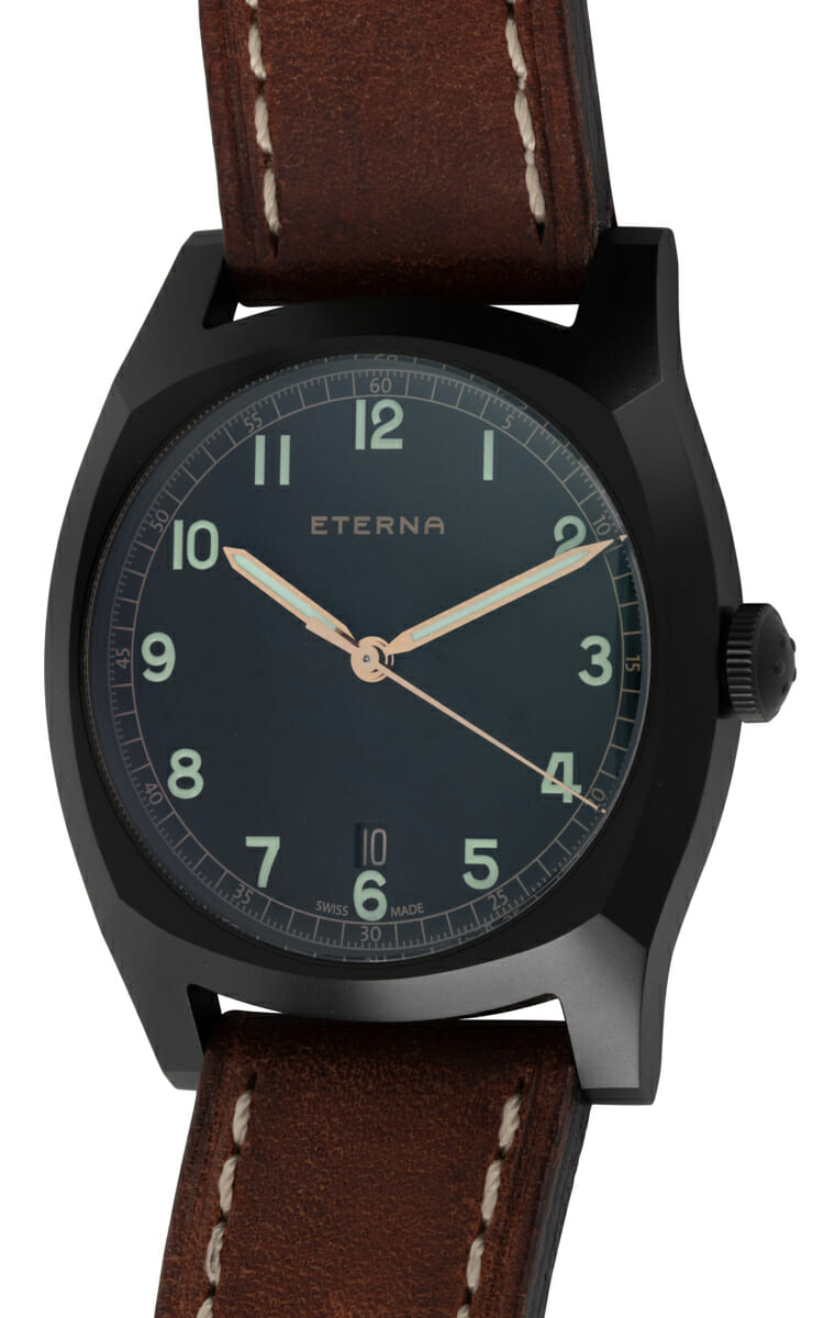 Eterna - Heritage Military 1939 Limited Edition PVD