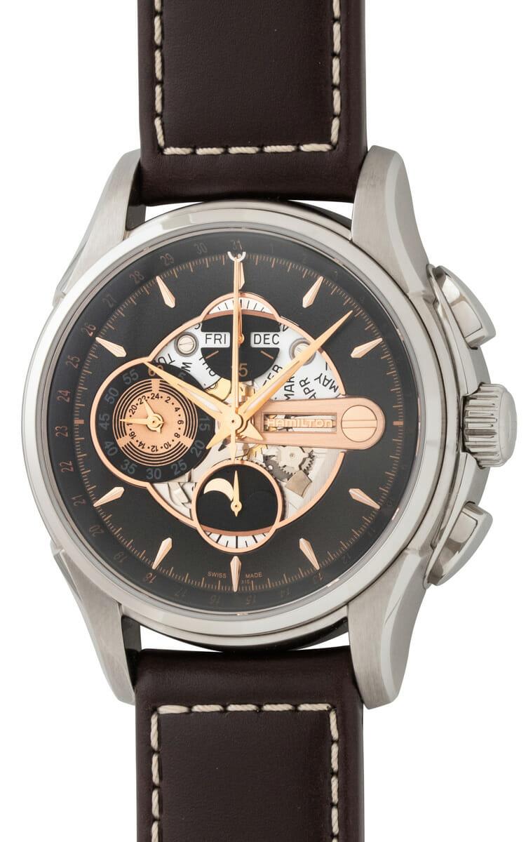 Hamilton - Jazzmaster Moon Chronograph