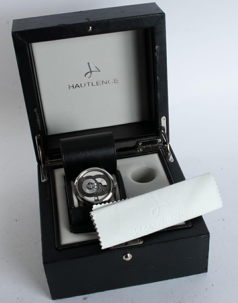 Box / Paper shot of HLQ-07 Classic