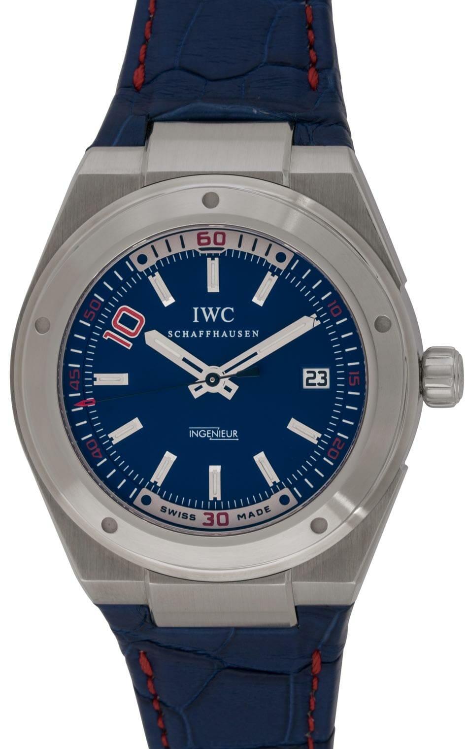 IWC - Ingenieur Zinedine Zidane Limited Edition
