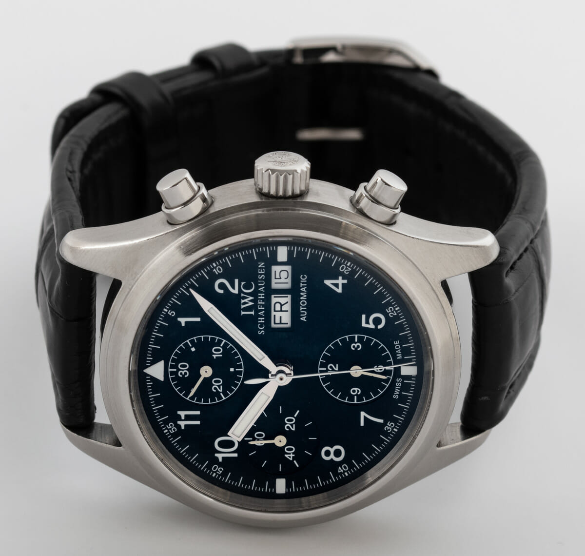 Front View of Fliegerchronograph