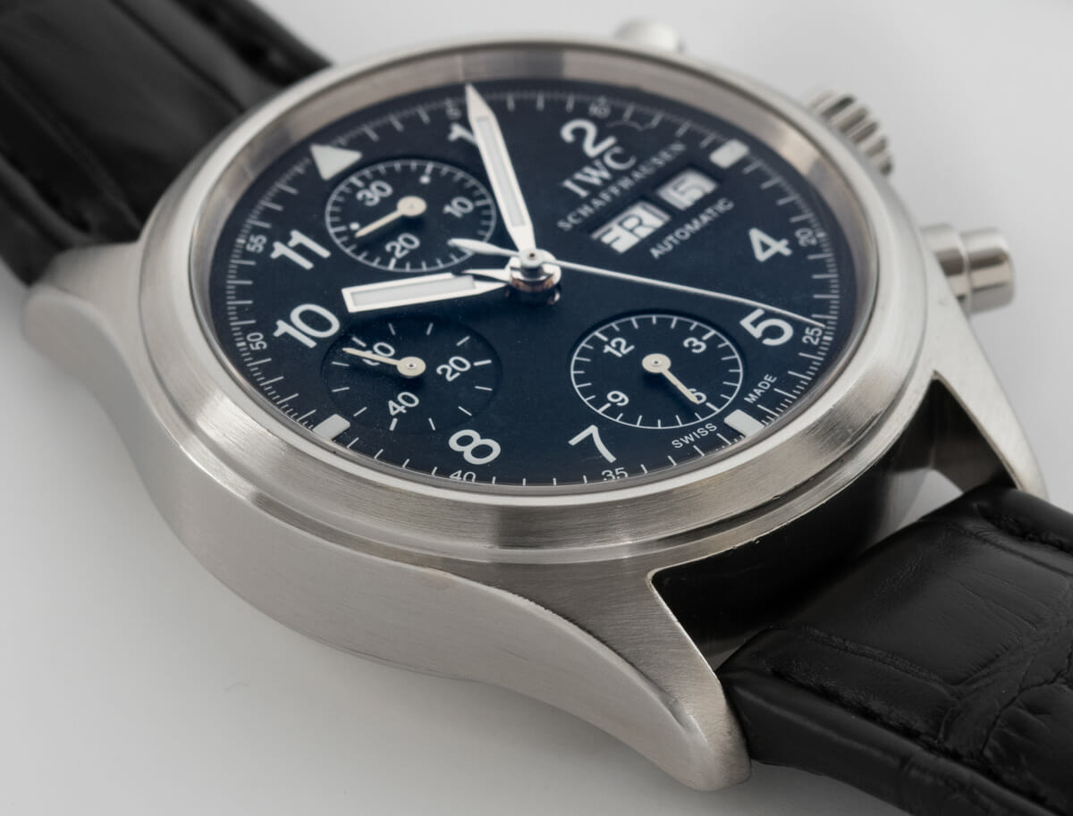 9' Side Shot of Fliegerchronograph