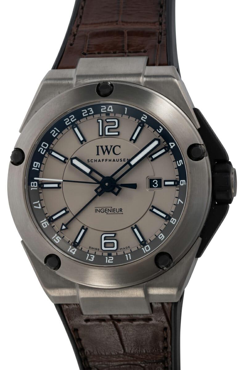 IWC - Ingenieur Dual Time