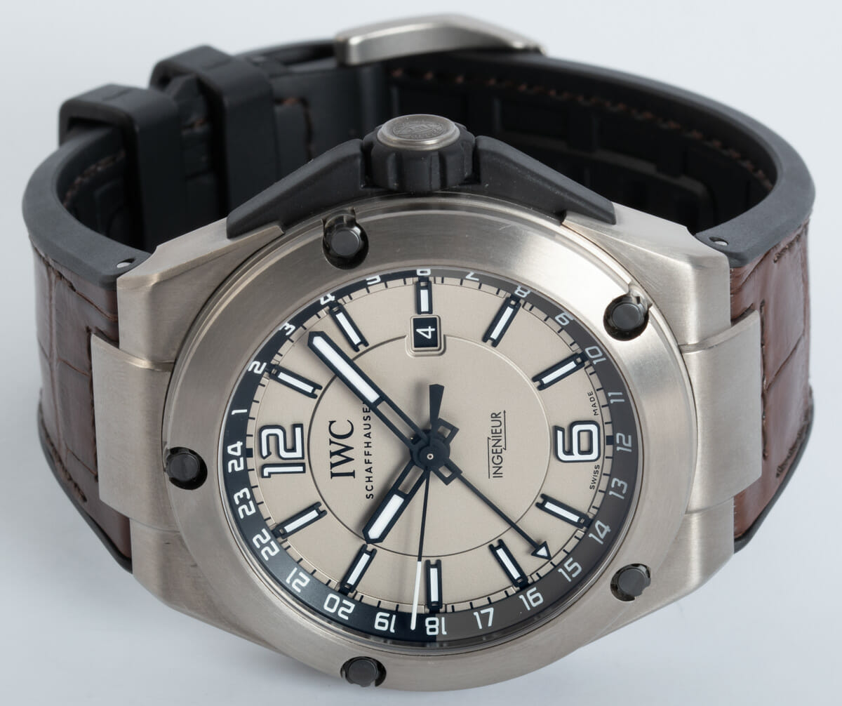 Front View of Ingenieur Dual Time