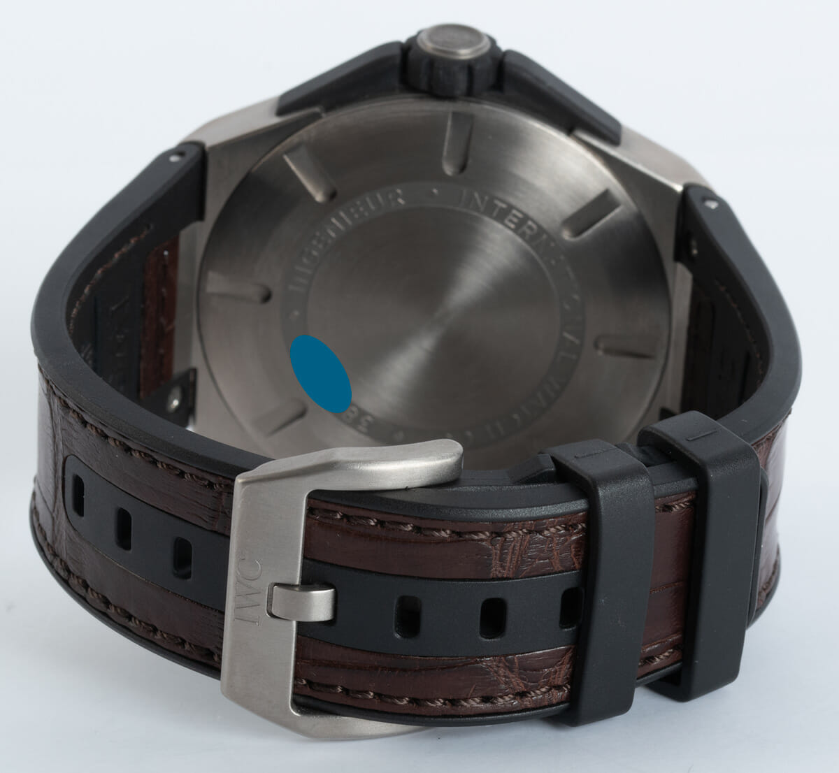 Rear / Band View of Ingenieur Dual Time