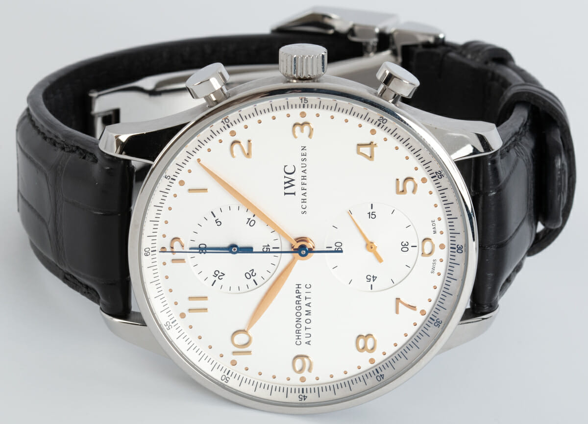 Front View of Portugieser Chronograph
