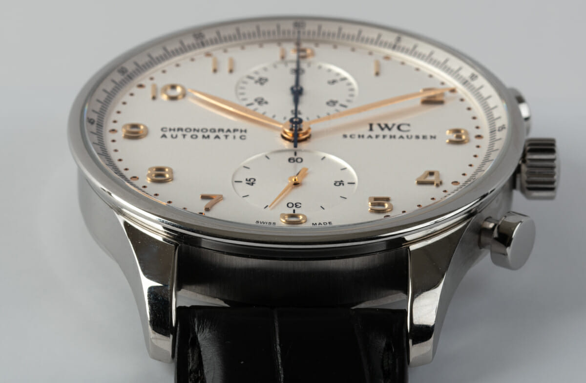 Front Shot  of Portugieser Chronograph