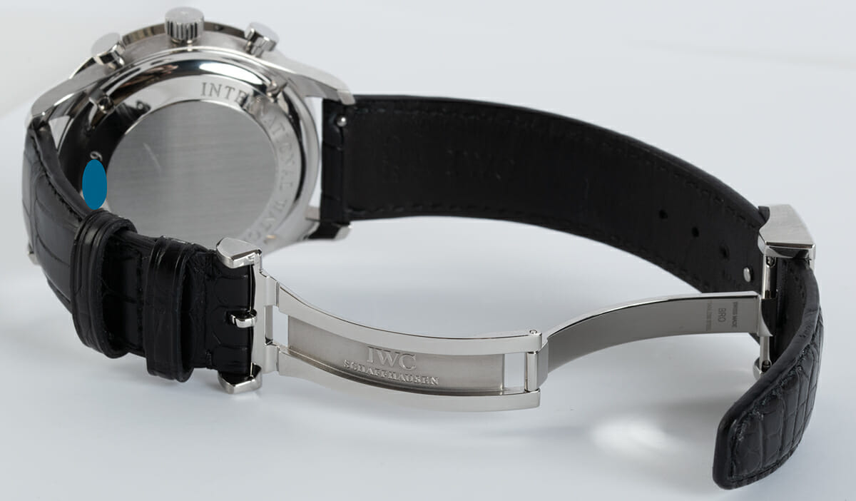 Rear / Band View of Portugieser Chronograph