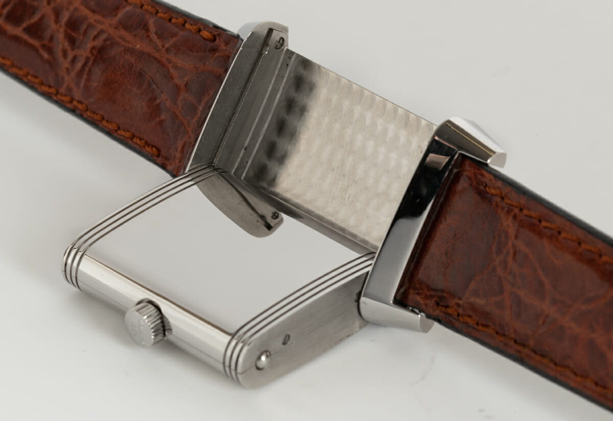 Dial Shot of Reverso Grande Taille