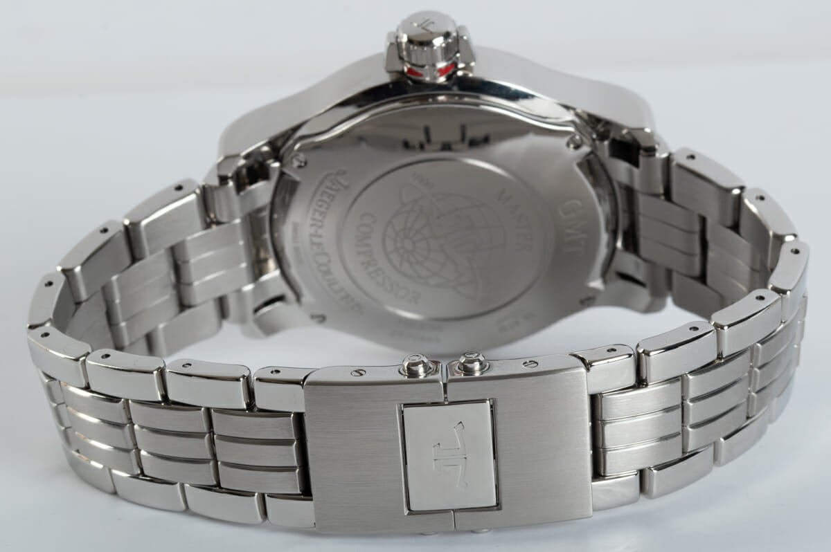 Rear / Band View of Master Compressor GMT 24 Hour