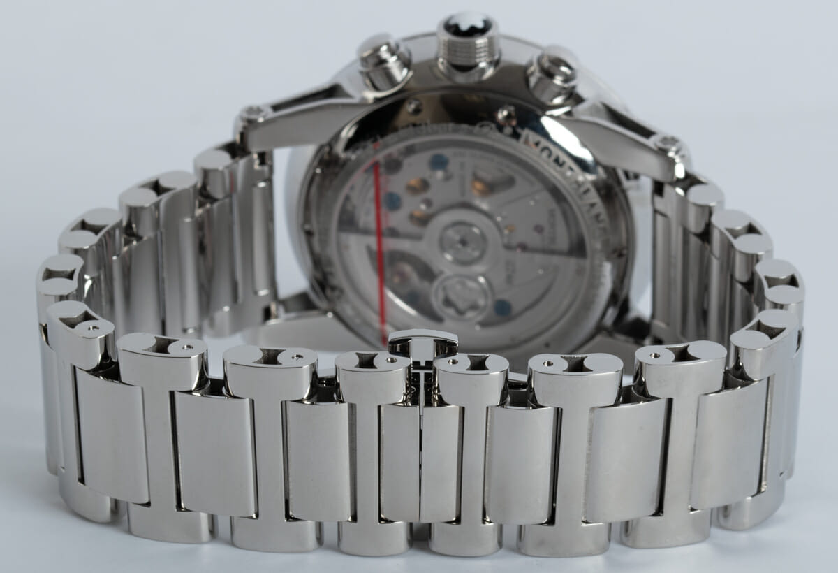 Rear / Band View of Timewalker TwinFly Chrono