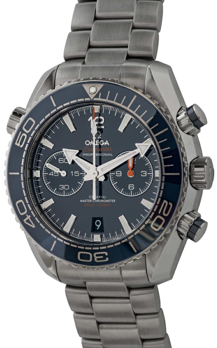 Omega - Planet Ocean 600M Chronograph