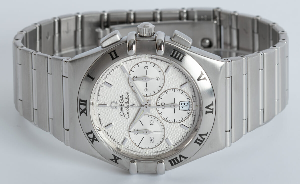 Front View of Constellation Chronograph