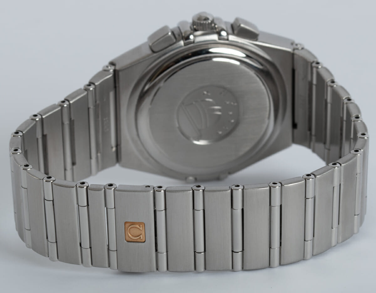 Rear / Band View of Constellation Chronograph