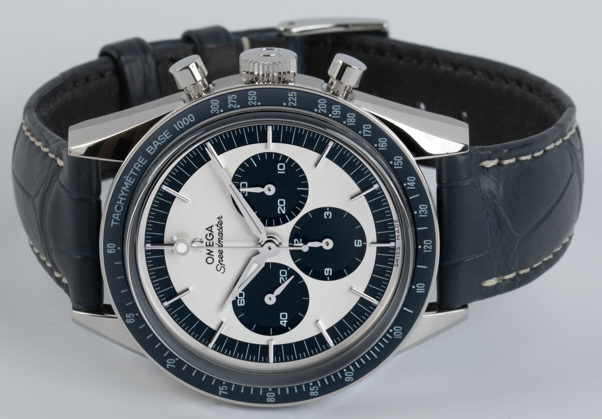 Front View of Speedmaster CK 2998 Limited Edition
