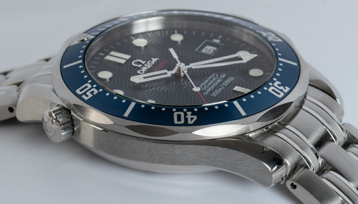 9' Side Shot of Seamaster Professional Co-Axial