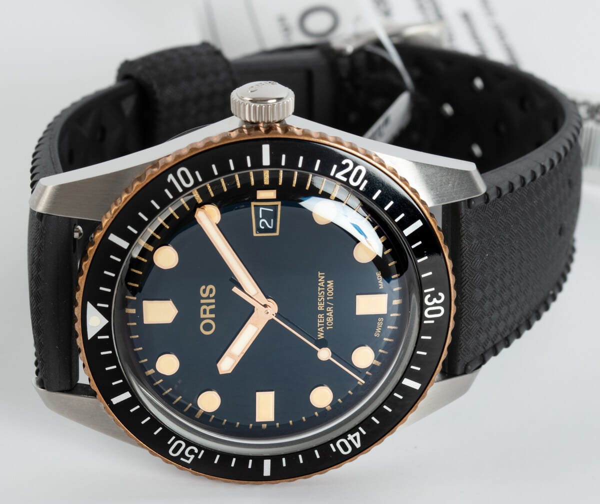 Front View of Divers Sixty-Five