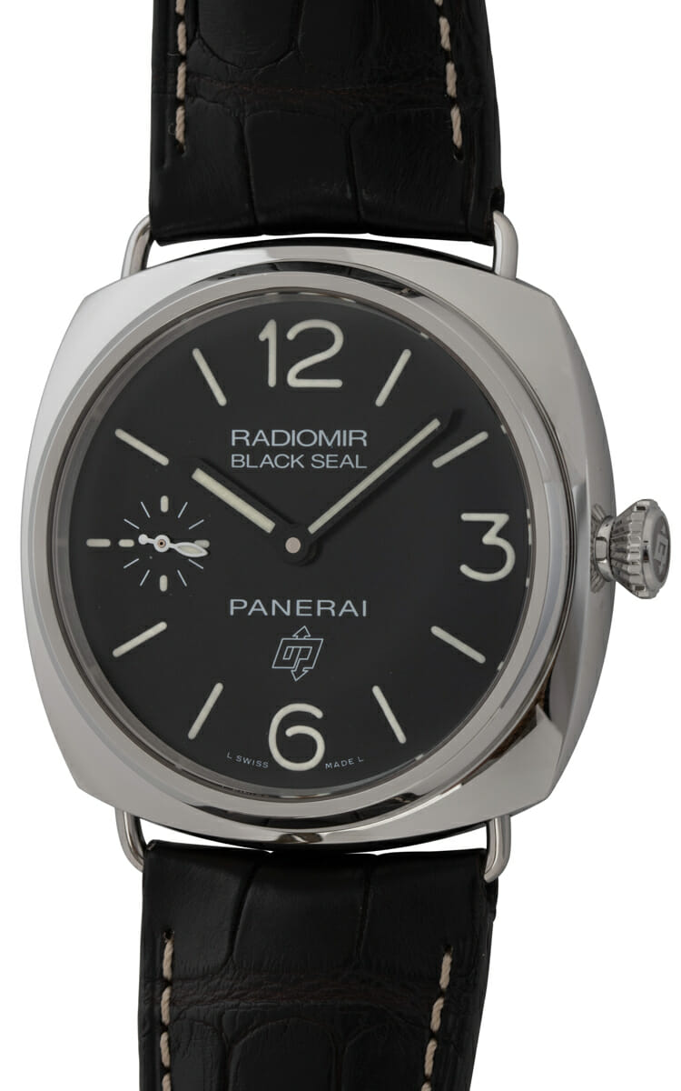 Panerai - Radiomir Black Seal Logo