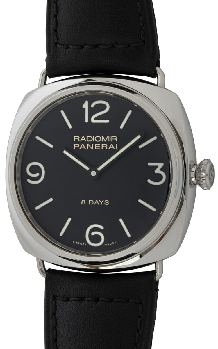 Panerai - Radiomir Black Seal 8 Days