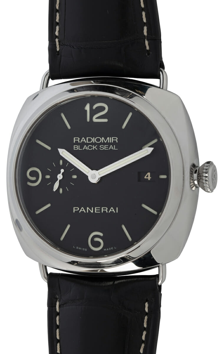 Panerai - Radiomir Black Seal 3 Days