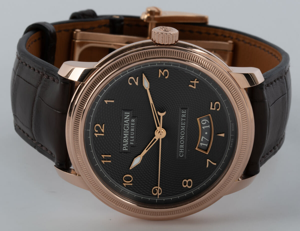 Front View of Toric Chronometre Grand