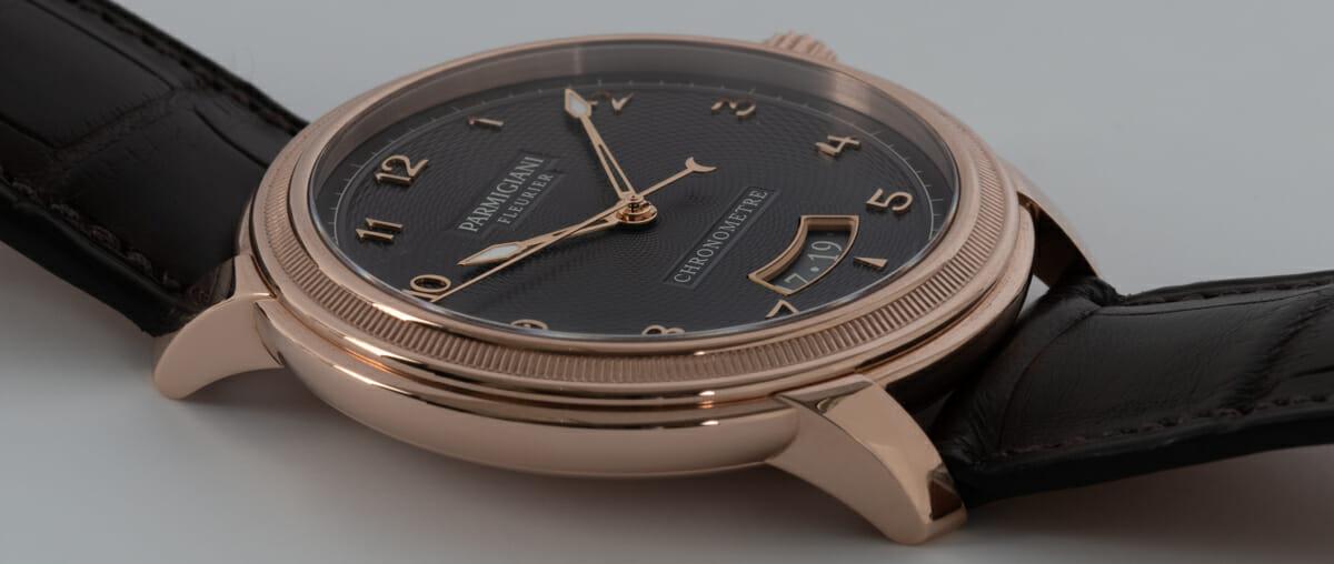 9' Side Shot of Toric Chronometre Grand