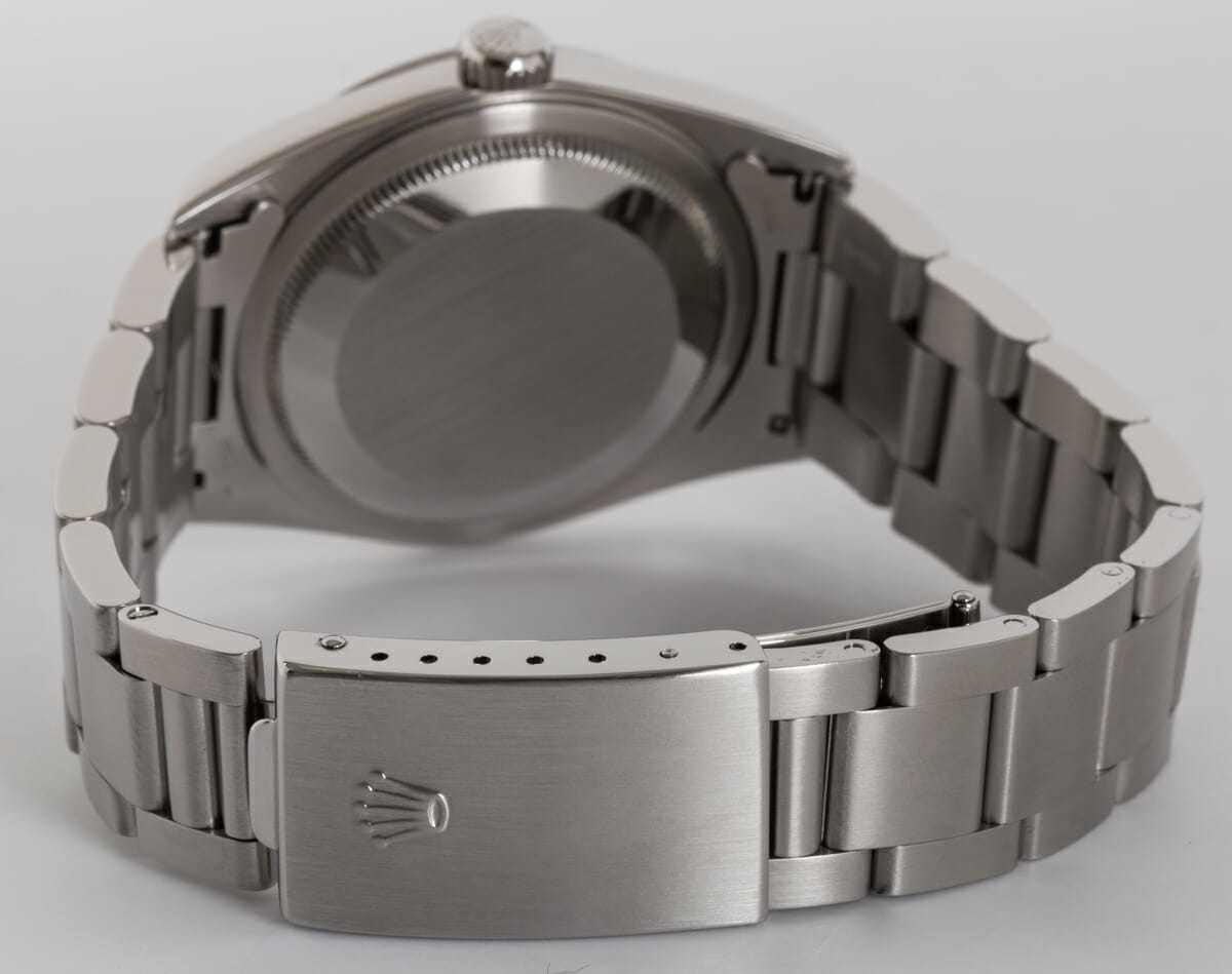 Rear / Band View of Datejust
