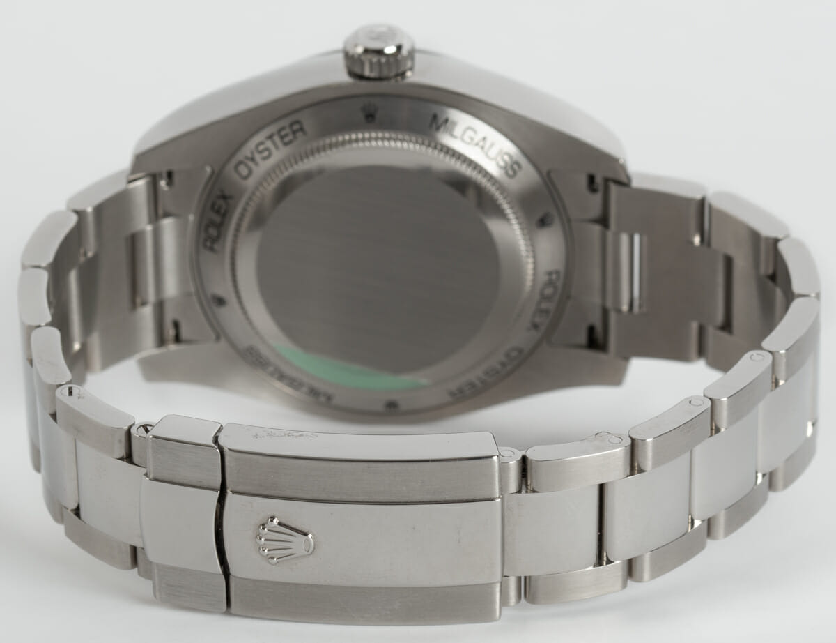 Rear / Band View of Milgauss