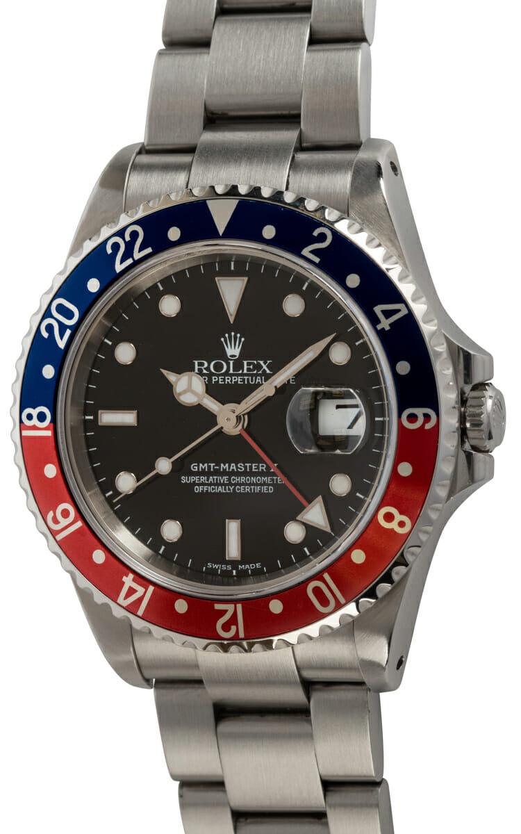 Rolex - GMT-Master II 'Pepsi'