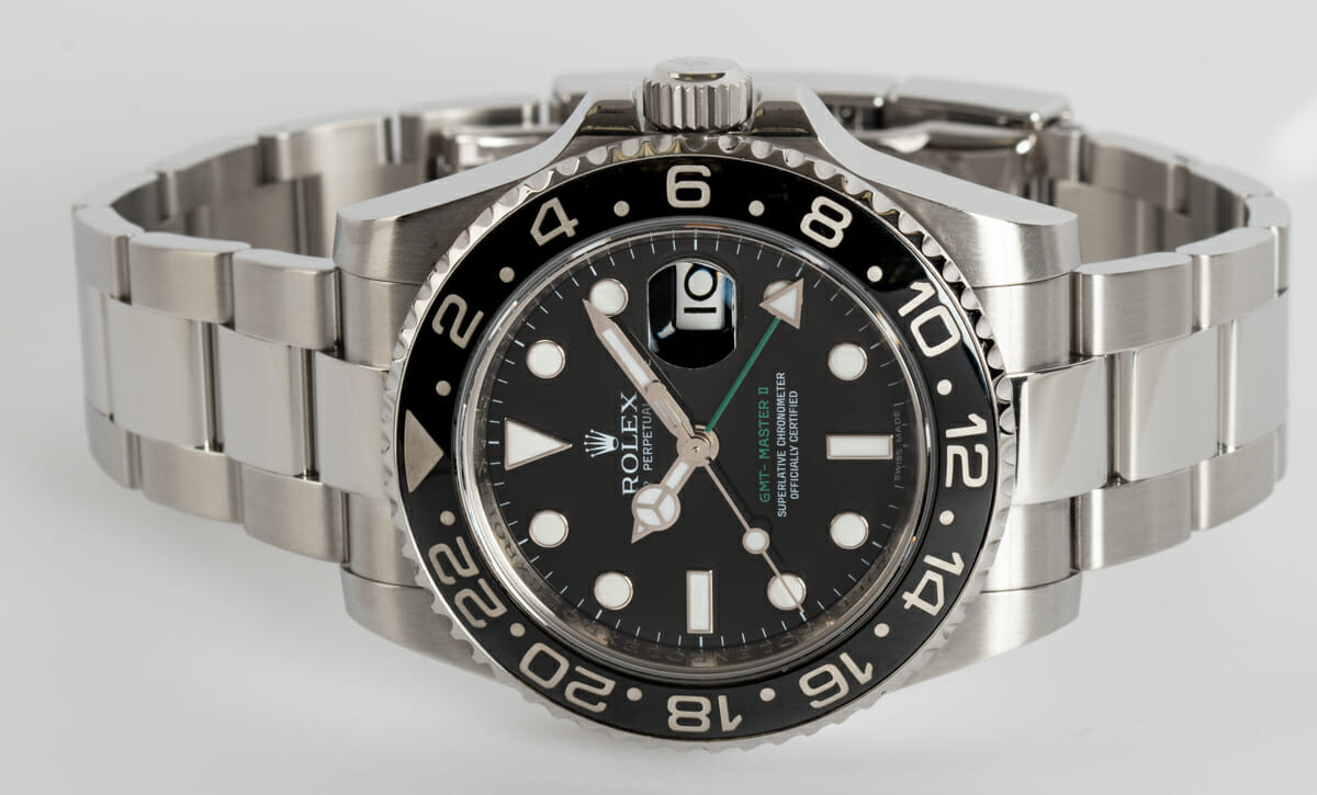 Front View of GMT-Master II