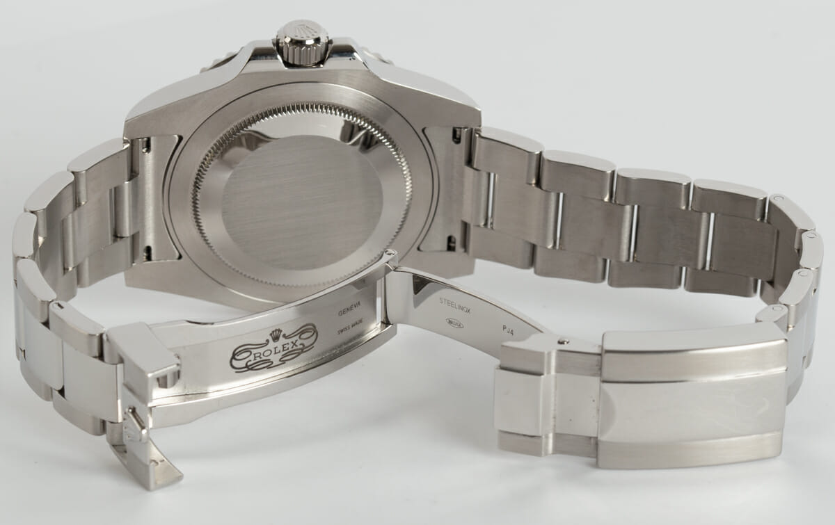 Open Clasp Shot of GMT-Master II