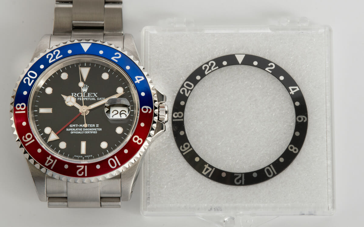 Dial Shot of GMT-Master II
