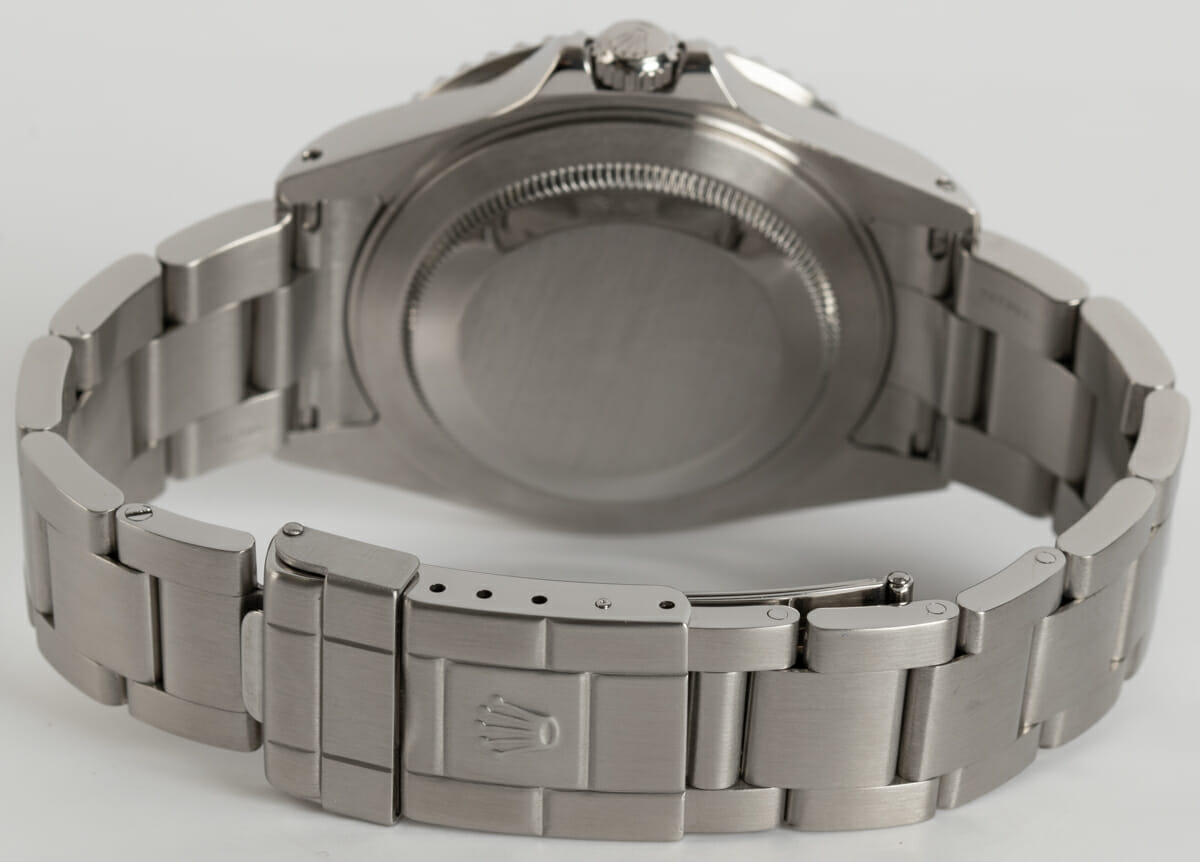 Rear / Band View of GMT-Master II