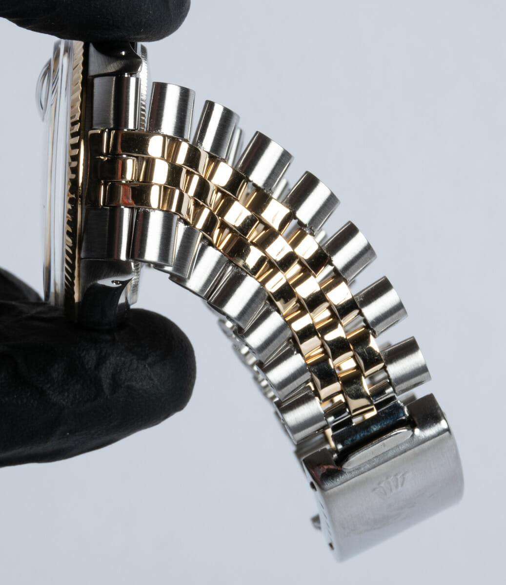 Extra Rear Shot of Datejust - Wide Boy Sigma