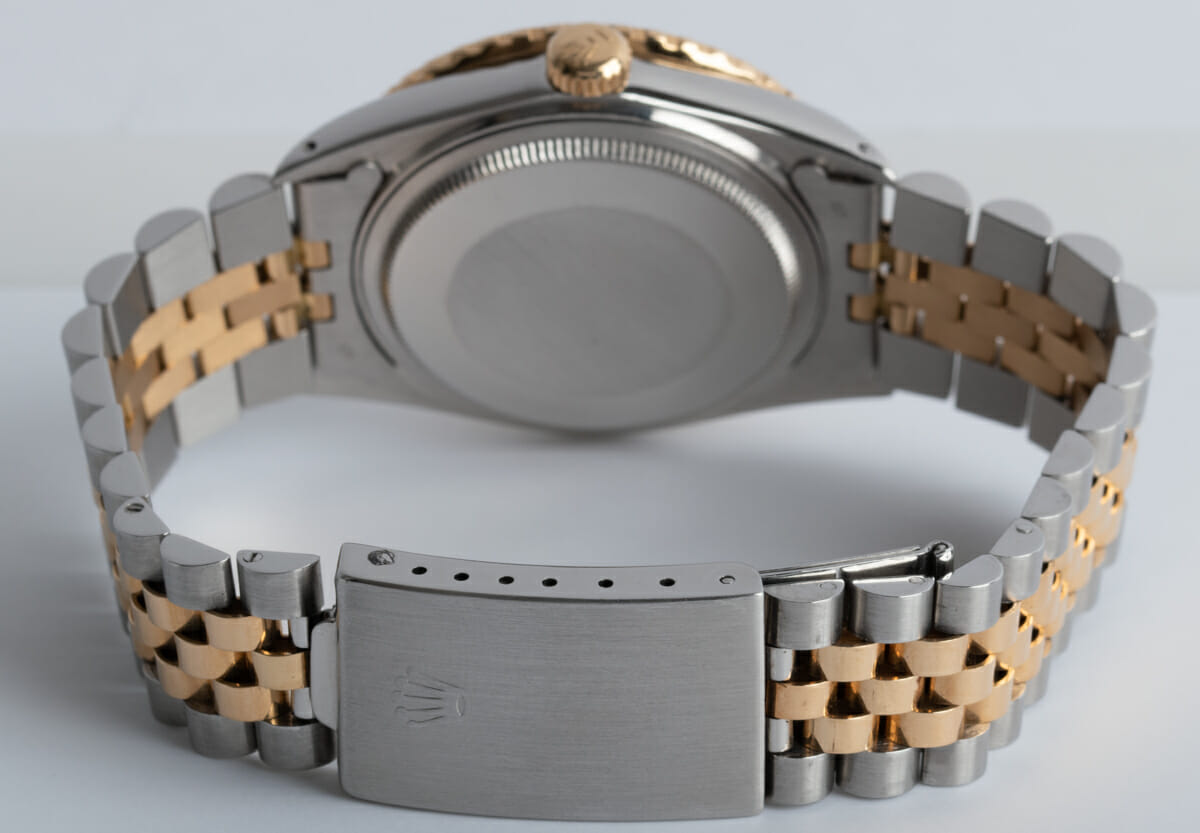 Rear / Band View of Datejust Turn-O-Graph 'Thunderbird'