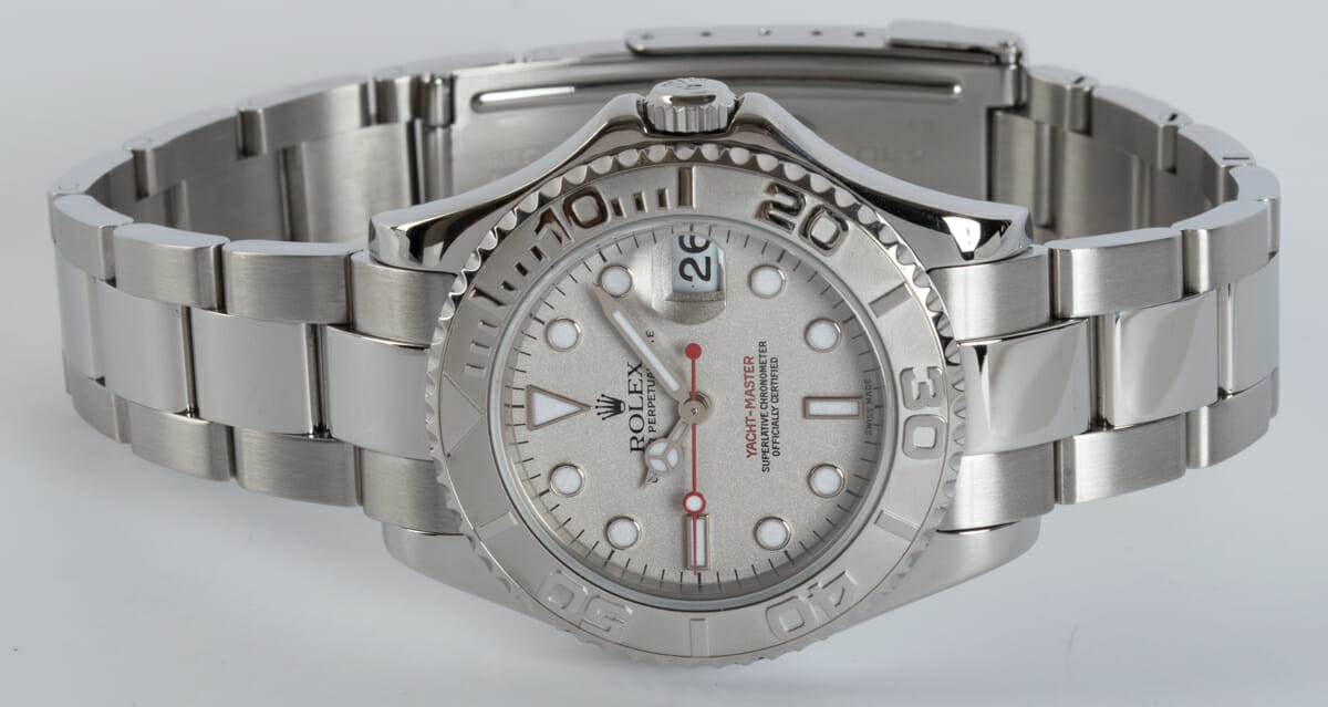 Front View of Yacht-Master Midsize