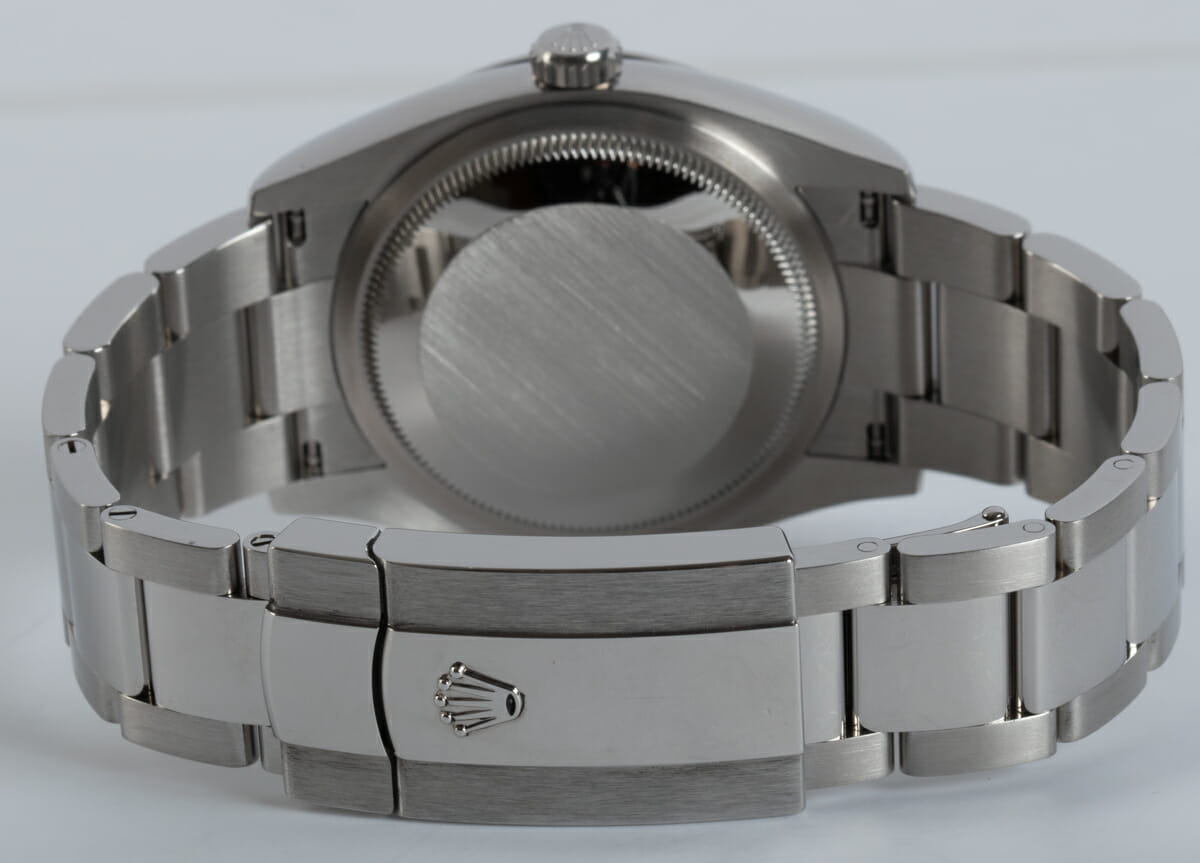 Rear / Band View of Datejust 36