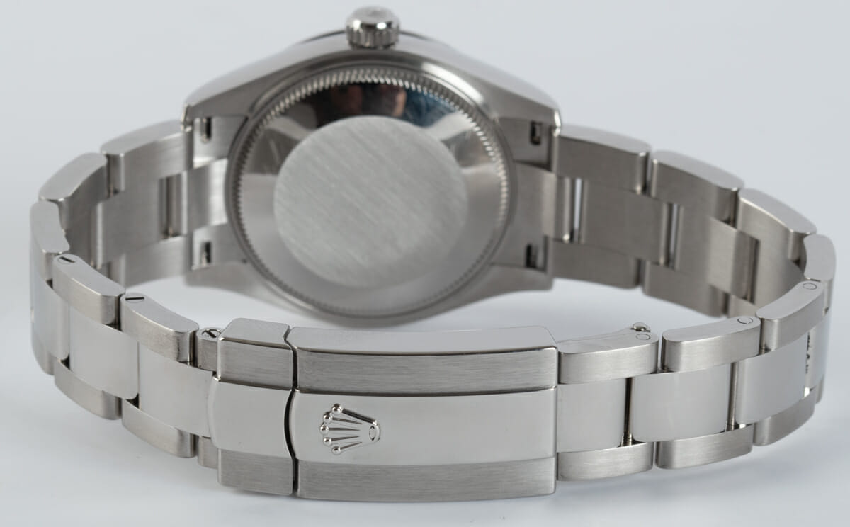 Rear / Band View of Datejust Midsize 31