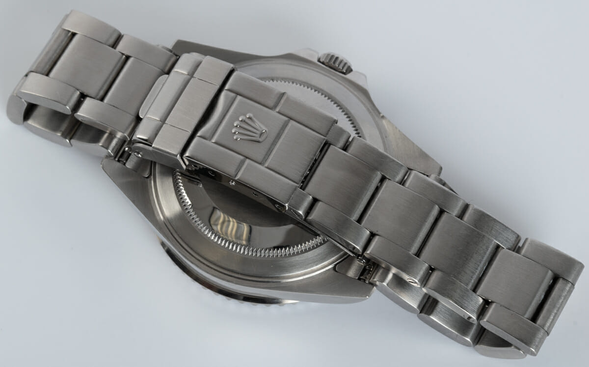 Extra Rear Shot of GMT-Master II 'Stick Dial'