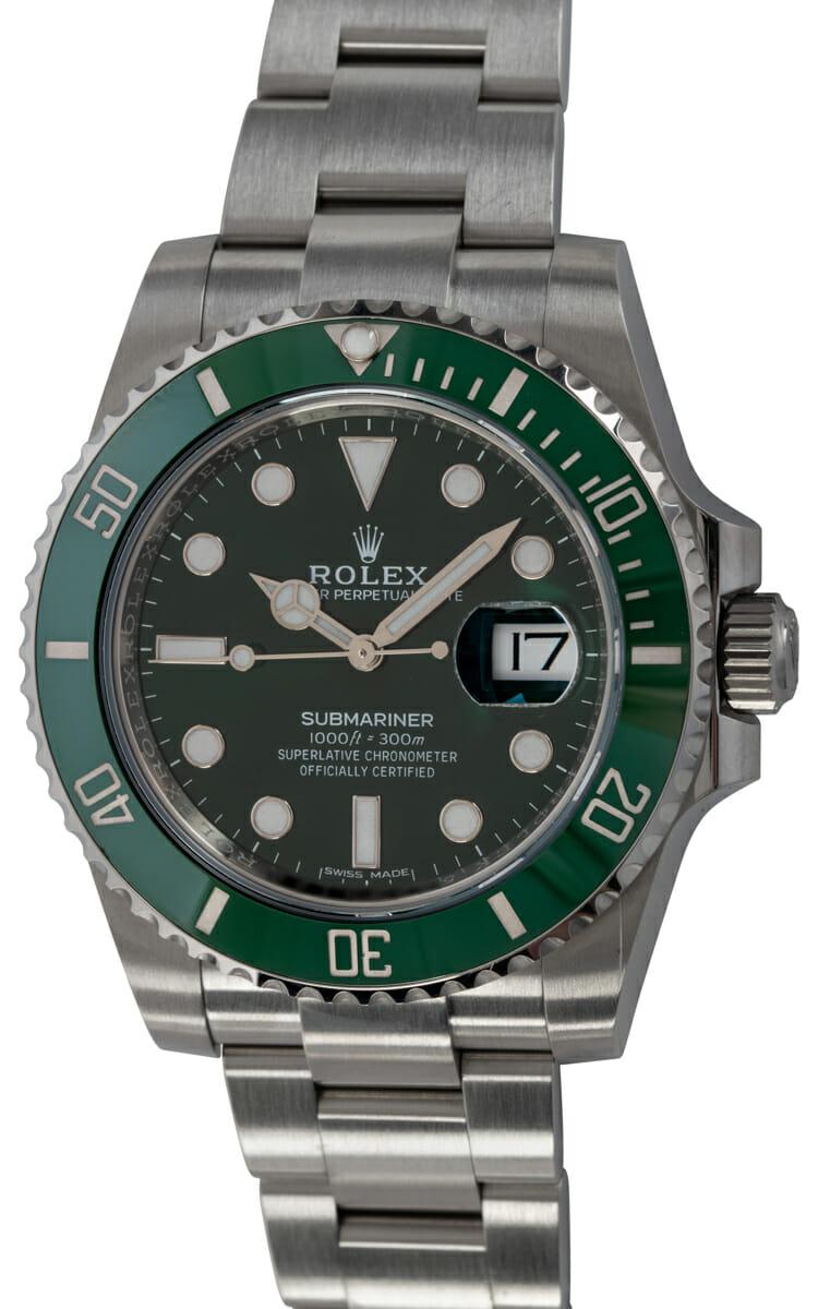Rolex - Submariner Date 'Hulk'