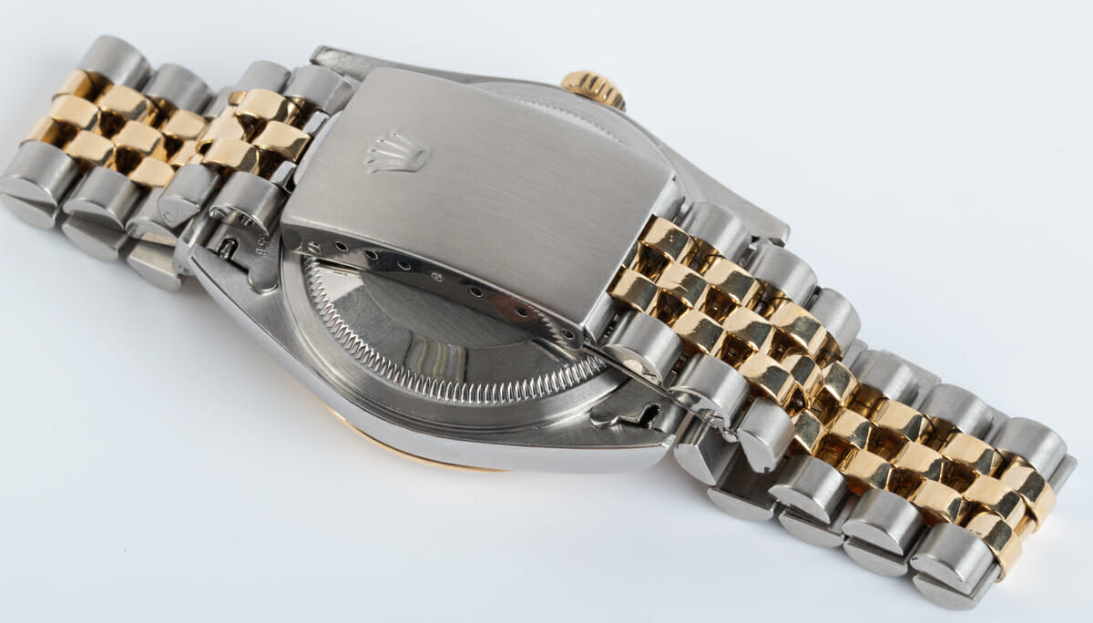 Extra Rear Shot of Datejust 36