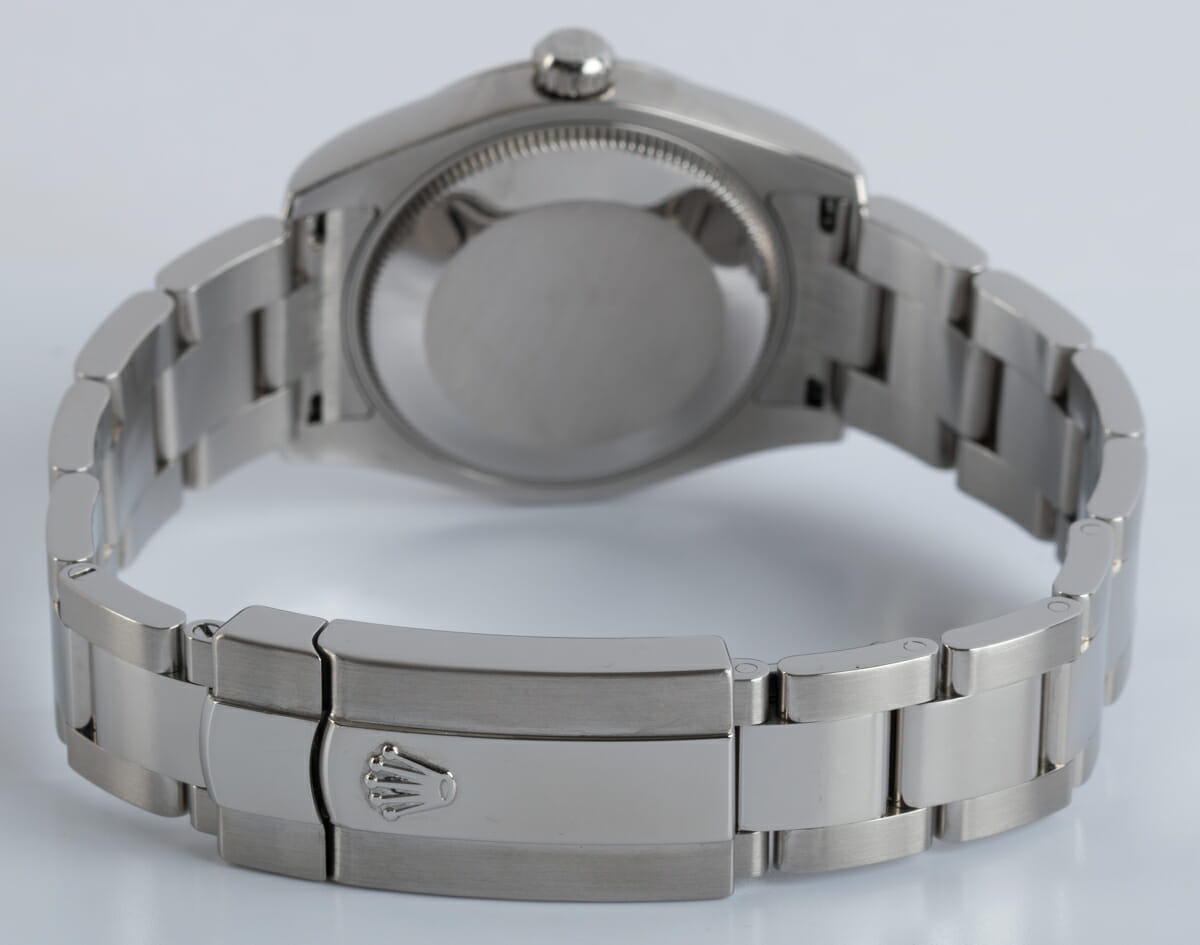 Rear / Band View of Datejust Midsize 31MM