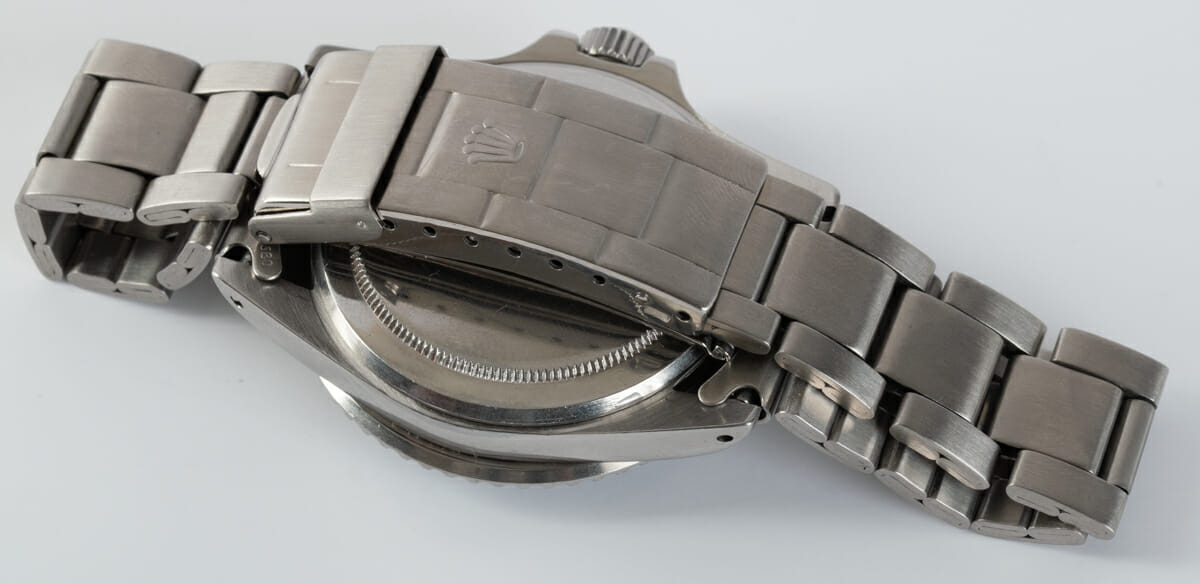 Extra Rear Shot of 'Red' Submariner Date 1680