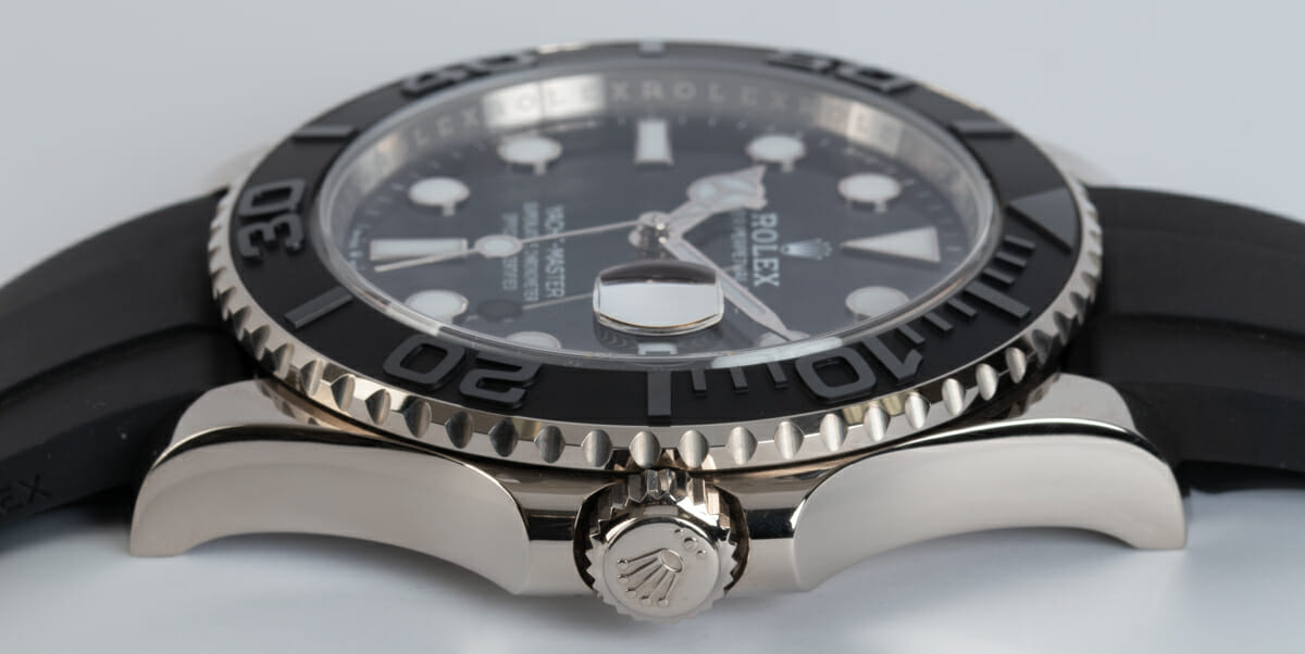 Crown Side Shot of Yacht-Master 42