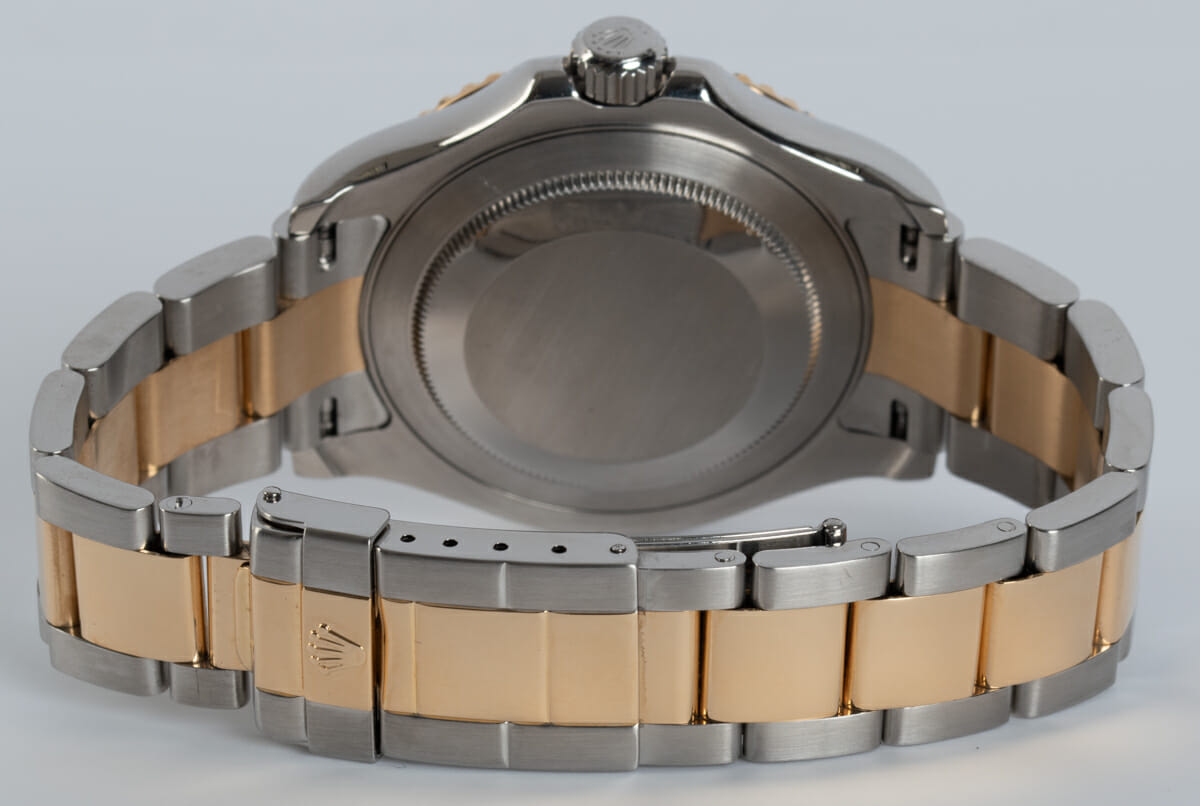 Rear / Band View of Yacht-Master